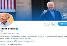 Photo of Twitter รีเซ็ตบัญชี POTUS หลังพิธีสาบานตนของโจไบเดน |  Twitter รีเซ็ตบัญชีทางการของประธานาธิบดีสหรัฐฯ 'POTUS'