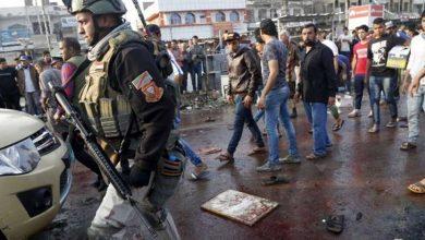 Photo of ระเบิดฆ่าตัวตายกลางตลาดแบกแดด |  แบกแดด: โจมตีฆ่าตัวตายในตลาดที่มีคนพลุกพล่านเสียชีวิต 3  บาดเจ็บ 16 คน