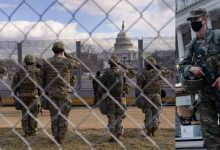 Photo of ทหารรักษาพระองค์กว่า 150 คนมารับการทดสอบการเข้ารับตำแหน่งของโจไบเดนโคโรนาบวกโคโรนาไวรัสอัพเดทล่าสุดอเมริกา |  Coronavirus Update US: 150 National Guard มาเพื่อส่งมอบความปลอดภัยในพิธีสาบานตนของ Joe Biden