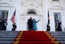 Photo of Joe Biden ครอบครัว 'ถูกขัง' นอกทำเนียบขาวเนื่องจากการกระทำของ Donald Trump |  ทำเนียบขาว: โจไบเดนและสุภาพสตรีหมายเลขหนึ่งจิลต้องรอก่อนที่จะเข้าบ้านการรู้เหตุผลจะน่าแปลกใจ