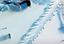Photo of นักวิทยาศาสตร์นาซ่ากังวลหลังพบรูปร่างประหลาดปกคลุมด้วยแผ่นน้ำแข็งในแอนตาร์กติกา |  นักวิทยาศาสตร์ยังกังวลว่ารูปประหลาดปกคลุมด้วยแผ่นน้ำแข็งที่เห็นในแอนตาร์กติกา