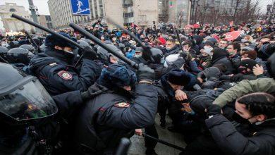 Photo of รัสเซียกล่าวโทษสถานทูตสหรัฐฯว่าสนับสนุนการประท้วงอย่างรุนแรงในมอสโก |  Russia Protest: รัสเซียโทษสถานทูตสหรัฐฯเหตุประท้วงรุนแรงทั่วประเทศ