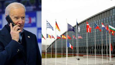 Photo of Joe Biden เรียกร้อง Chancellor Angela Merkel พยายามฟื้นฟูพันธมิตรข้ามมหาสมุทรแอตแลนติก  Joe Biden กล่าวถึงนายกรัฐมนตรีเยอรมัน Merkel เน้นย้ำถึงการเสริมสร้างพันธมิตรข้ามมหาสมุทรแอตแลนติก