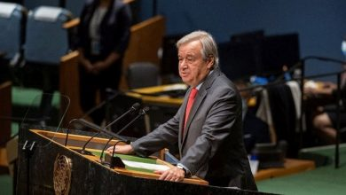 Photo of ความรุนแรงในเดลี: UN เรียกร้องให้ไม่ใช้ความรุนแรงเคารพการประท้วงอย่างสันติ |  ความรุนแรงในเดลี: แถลงการณ์ของสหประชาชาติเกี่ยวกับการปลุกปั่นชาวนาอย่างรุนแรงกล่าวว่า 'ควรเคารพสิทธิในการประท้วงที่ไม่ใช้ความรุนแรง'