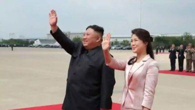Photo of ภรรยาของผู้นำเกาหลีเหนือคิมจองอึนถูกกล่าวหาว่าหายตัวไปตั้งแต่ 1 ปีที่แล้ว |  คิมจองอึนจอมเผด็จการทำให้ภรรยาของเขาหายไปหรือไม่?  ไม่มีข่าวของ Ri Sol-Ju ตั้งแต่หนึ่งปีที่แล้ว