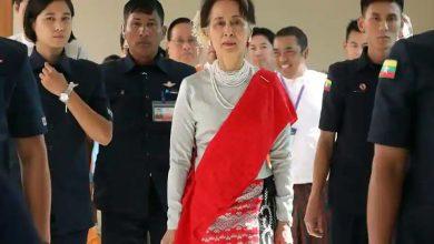 Photo of Myanmar Coup: อองซานซูจีผู้นำพรรค NLD ขอให้ประชาชนประท้วง |  คำอุทธรณ์ของอองซานซูจีผู้คนในเมียนมาร์ออกมาต่อต้านการรัฐประหาร