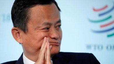 Photo of สื่อของรัฐจีนละเว้นชื่อแจ็คหม่าผู้ก่อตั้งอาลีบาบาจากรายชื่อผู้นำผู้ประกอบการ |  สื่อของรัฐจีนยกย่องทุกคน แต่แจ็คหม่าไม่ได้รับตำแหน่งผู้นำด้านผู้ประกอบการ
