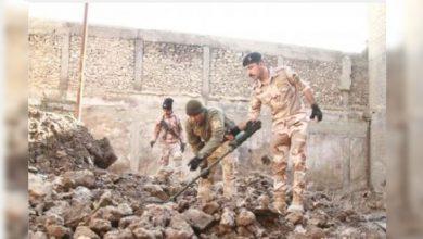 Photo of อิรักพบศพของกลุ่มก่อการร้าย IS ในจังหวัดโมซูล