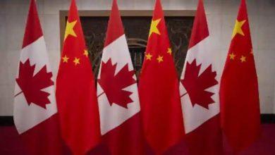 Photo of เสื้อยืดกลายเป็นแหล่งความตึงเครียดใหม่ระหว่างจีนและแคนาดา |  การตีในจีนและแคนาดาเพิ่มขึ้นเนื่องจากเสื้อยืดลายค้างคาวทำให้ปักกิ่งโกรธแค้น