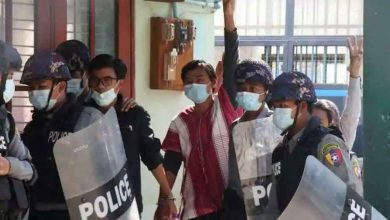 Photo of รัฐบาลพม่าห้ามใช้โซเชียลมีเดีย twitter instagram |  เมียนมาร์: กองทัพดำเนินการครั้งใหญ่ในการปราบปรามการประท้วงโดยกำหนดคำสั่งห้ามดังกล่าว