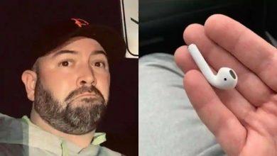 Photo of ชาวแมสซาชูเซตส์กลืน AirPods ของ Apple ขณะนอนหลับแล้ว |  AirPod ของ Apple กลืนคนนอนหลับตื่นขึ้นมาในตอนเช้า …