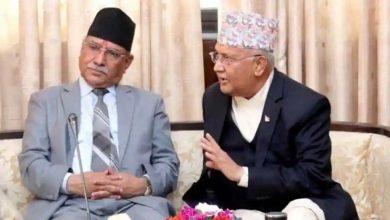 Photo of ประจันดาผู้นำเนปาลขอการสนับสนุนจากอินเดียต่อต้านเคพีชาร์โอลิสตัดสินใจยุบสภา |  เนปาลระลึกถึงอินเดียอีกครั้ง: ประชาดาพยายามสนับสนุนการยุบสภาของนายกรัฐมนตรีเคพีชาร์มาโอลี