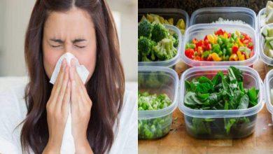 Photo of เปลี่ยนอาหารในช่วงเปลี่ยนฤดูกาลกินอาหาร 5 หมู่นี้ทุกวัน |  เดือนกุมภาพันธ์เกิดโรคภัยไข้เจ็บเช่นหวัดหวัดและไข้หวัดใหญ่กิน 5 อย่างนี้ทุกวันให้หายจากโรค