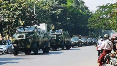 Photo of เมียนมารัฐประหาร: กองทัพแย่งสิทธิขั้นพื้นฐานของพลเมือง |  Myanmar Coup: กองทัพเตรียมปฏิบัติการครั้งใหญ่เพื่อบดขยี้การประท้วงสิทธิขั้นพื้นฐานของประชาชน!