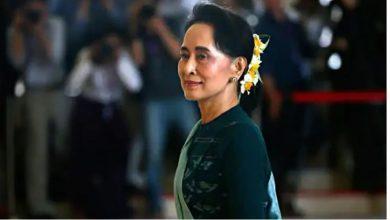 Photo of เมียนมาร์: อองซานซูจีโดนข้อหาที่สองขณะทหารยึดแน่น |  คดีใหม่ที่จดทะเบียนกับนางอองซานซูจีในเมียนมาขณะนี้กองทัพสามารถถูกคุมขังได้โดยไม่ต้องพิจารณาคดี