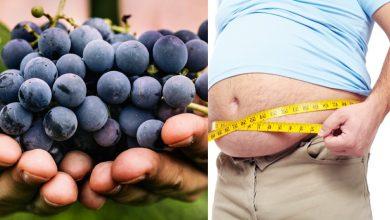 Photo of ประโยชน์ขององุ่นดำมีประโยชน์ในการลดน้ำหนัก |  คนอ้วนควรผูกมิตรกับองุ่นดำกินทุกวันจะได้ประโยชน์วิเศษ 6 ประการ!