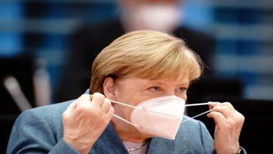 Photo of อังเกลาเมอร์เคิลนายกฯ เยอรมันตื่นตกใจหลังลืมหน้ากากให้ชาวเน็ตตอบโต้  Coronavirus Update Germany: Chancellor Angela Merkel ลืมสวมหน้ากากในการประชุมฉันจำได้ว่า …