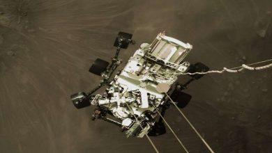 Photo of วิดีโอ NASA Perseverance Rover Landing ดูวิดีโอภารกิจของดาวอังคาร NASA Mars 2020 |  วิดีโอ NASA Perseverance Rover Landing: วิดีโอความละเอียดสูงตัวแรกที่ส่งโดยรถแลนด์โรเวอร์ของ NASA จากดาวอังคารชมมุมมองที่น่าตื่นตาตื่นใจของดาวเคราะห์สีแดง