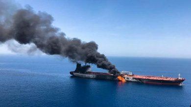 Photo of เรือที่เป็นของอิสราเอลถูกระเบิดในอ่าวโอมานของสหรัฐฯผู้ต้องสงสัยโจมตีอิหร่านดูไบ |  เรือบรรทุกสินค้าของอิสราเอลทิ้งระเบิดในอ่าวโอมานอิหร่านกล่าวหา