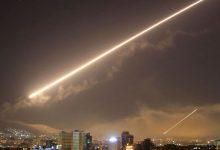 Photo of ขีปนาวุธอิสราเอลโจมตีซีเรียการป้องกันทางอากาศของซีเรียยังคงเปิดใช้งานตลอดทั้งคืน