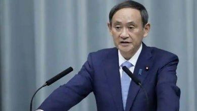 Photo of ญี่ปุ่น: PM Suga ขอโทษหลังข่าวอื้อฉาวเรื่องอาหารค่ำราคาแพงที่นิตยสารรายงานเมื่อเดือนที่แล้ว |  ญี่ปุ่น: PM Suga ขอโทษประเทศเจ้าหน้าที่หญิงระดับสูงที่เกี่ยวข้องกับงานเลี้ยง 'อาหารค่ำราคาแพง' ของลูกชายลาออก