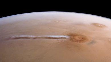 Photo of NAsa Martian cloud เผยความลับข่าววิทยาศาสตร์ isro เป็นภาษาฮินดี |  เมฆอังคาร: เมฆขาวสูง 1800 กม. ที่เห็นบนดาวอังคาร Mangalyaan จาก ISRO เผยความลึกลับ