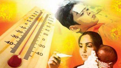 Photo of ห้าโรคหน้าร้อนรู้วิธีป้องกัน |  โรคฤดูร้อน: โรคเหล่านี้เป็นโรคในฤดูร้อนที่พบบ่อยที่สุดให้ใช้วิธีการรักษาเหล่านี้เพื่อหลีกเลี่ยง