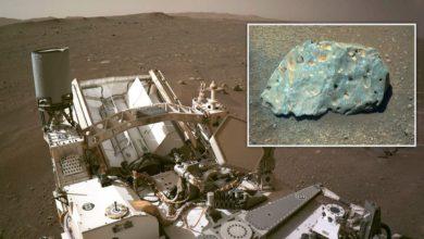 Photo of NASA Perseverance Mars rover สำรวจหิน 'แปลก' ปะทะกับข่าววิทยาศาสตร์เลเซอร์ |  NASA Perseverance Rover: รถแลนด์โรเวอร์ของ NASA เห็นหินมหัศจรรย์บนดาวอังคารรู้ไหมทำไมนักวิทยาศาสตร์ถึงตกใจ]