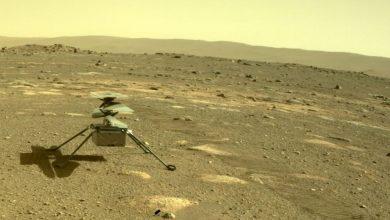 Photo of Mars ภารกิจ NASAs เฮลิคอปเตอร์ของดาวอังคาร Ingenuity ลงจอดบนพื้นผิวดาวอังคารข่าววิทยาศาสตร์ |  ภารกิจของ NASA Mars: เฮลิคอปเตอร์ Ingenuity ของ NASA ลงจอดบนพื้นผิวดาวอังคารค่ำคืนสีแดงเป็นความท้าทายในคืนที่หนาวที่สุด  เที่ยวบินประวัติศาสตร์จะเต็มไป