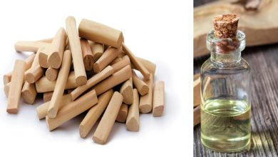 Photo of ประโยชน์ต่อสุขภาพต่างๆของน้ำมันแซนดัลวาและวิธีใช้ |  ประโยชน์ของไม้จันทน์: นอกเหนือจากการลดความเครียดและความวิตกกังวลแล้วน้ำมันไม้จันทน์ยังช่วยป้องกันมะเร็งได้อีกด้วย