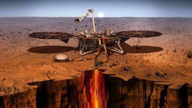 Photo of แผ่นดินไหวบนดาวอังคารเขย่าดาวอังคาร InSight Mars Lander ของ NASA บันทึกข่าววิทยาศาสตร์ |  Marsquake: ดาวอังคารสั่นเนื่องจากแผ่นดินไหว InSight Mars Lander ของ NASA เปิดเผยว่ามีขนาดใหญ่
