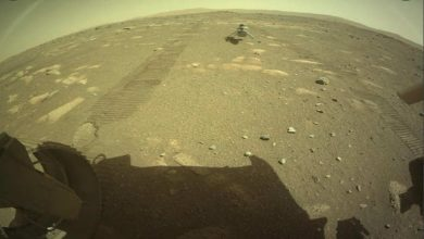 Photo of ตรวจสอบข้อเท็จจริงรถสำรวจความเพียรของ NASA ถ่ายภาพ 'สายรุ้ง' บนดาวอังคาร!  รู้ว่าอะไรคือข่าววิทยาศาสตร์ที่แท้จริง |  ภาพถ่าย Perseverance Rover ของ NASA เกี่ยวกับ 'สายรุ้ง' ที่ถ่ายบนดาวอังคาร?  ความลับของสายรุ้งที่ไม่มีฝนคืออะไร