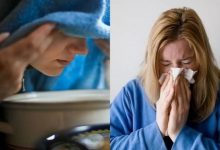 Photo of การสูดดมไอน้ำสามารถป้องกันเราจากการติดเชื้อโคโรนาไวรัสได้หรือไม่นี่คือสิ่งที่ผู้เชี่ยวชาญกล่าว |  การสูดดมด้วยไอน้ำ: คุณจะหลีกเลี่ยงการติดเชื้อโคโรนาโดยการอบไอน้ำวันละสองครั้งหรือไม่?  ทราบความคิดเห็นของผู้เชี่ยวชาญด้านอายุรเวท