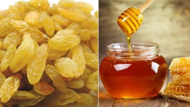 Photo of ประโยชน์ต่อสุขภาพของการกินน้ำผึ้งและลูกเกดร่วมกัน |  ลูกเกดและน้ำผึ้ง: ลูกเกดและน้ำผึ้งมีประโยชน์มากมายหากรับประทานร่วมกันการสูญเสียเลือดและความอ่อนแอจะหมดไป