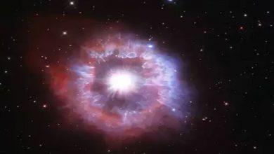 Photo of กล้องโทรทรรศน์ฮับเบิลแบ่งปันภาพถ่ายการระเบิดในพื้นที่เนบิวลาดาว AG Carinae ข่าวล่าสุด |  กล้องโทรทรรศน์ฮับเบิลถ่ายภาพการระเบิดของดาวเผยให้เห็นสิ่งนี้