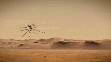 Photo of NASA Ingenuity Helicopter ทำการทดสอบเที่ยวบินบนดาวอังคารครั้งที่สามประสบความสำเร็จในอวกาศข่าวล่าสุด |  Mission Mars: เฮลิคอปเตอร์ Ingenuity ของ NASA บินเที่ยวบินที่สามสำเร็จ  ชีวิตจะเปิดตัวเร็ว ๆ นี้