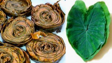 Photo of Health Know arbi ke patte ke pakode อร่อยและอร่อยรู้สูตรไลฟ์สไตล์ pcup    คุณจะลืมรสชาติของ pakoras หัวหอม – มันฝรั่ง – กะหล่ำปลีเมื่อคุณจะกินปาโกรัสอาหรับรู้สูตร
