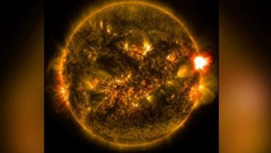 Photo of ดวงอาทิตย์ส่งพายุสุริยะมายังโลกซึ่งเป็นอันตรายที่อาจเกิดขึ้นได้ |  Coronal Mass Ejection: ก๊าซ Super Hot จำนวนหลายล้านตันที่เคลื่อนจากดวงอาทิตย์มายังโลกระบบการสื่อสารอาจติดขัด