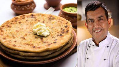 Photo of มาสเตอร์เชฟ sanjeev kapoor แบ่งปันสูตรอาหารมังสวิรัติ parantha ง่าย ๆ รู้ประโยชน์ของอาหารมังสวิรัติในภาษาฮินดี samp |  สูตรง่าย ๆ : ทำ Parantha มังสวิรัติบริสุทธิ์และมังสวิรัติที่บ้านคุณจะได้รับผลประโยชน์ที่น่าอัศจรรย์