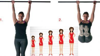 Photo of เคล็ดลับเพิ่มความยาวลำตัว วิธีเพิ่มส่วนสูงของร่างกาย brmp |  เคล็ดลับเพิ่มความสูง : เพื่อเพิ่มความสูง เริ่มงานนี้ตั้งแต่วันนี้เอง