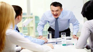 Photo of เคล็ดลับหลีกหนีจากความเครียด เมื่อเจ้านายหรือผู้จัดการของคุณเป็นคนเครียด samp    ถ้าเจ้านายโกรธในความผิดพลาดเล็ก ๆ น้อย ๆ ก็ดูแลสุขภาพจิตของคุณแบบนี้