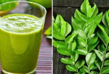 Photo of ประโยชน์ของน้ำใบแกง janiye kari patte ke juice ke ปฏิสัมพันธ์ brmp |  น้ำใบแกงช่วยลดไขมันหน้าท้องและเพิ่มสายตา เรียนรู้วิธีทำและประโยชน์ที่น่าทึ่ง amazing