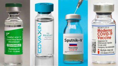 Photo of วัคซีน covid ในอินเดียแตกต่างกันอย่างไร รู้ข้อมูลเปรียบเทียบเกี่ยวกับ covishield covaxin sputnik v moderna zycovd samp    วัคซีนโคโรนาในอินเดียแตกต่างกันอย่างไร?  รู้ทุกอย่างในพริบตา