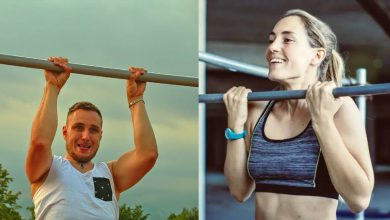 Photo of pull up หรือ chinup อันไหนดีกว่ากัน pullup and chinup different samp |  Pullup หรือ Chinup: การออกกำลังกายน้ำหนักตัวใดที่เป็นประโยชน์และง่ายกว่า?