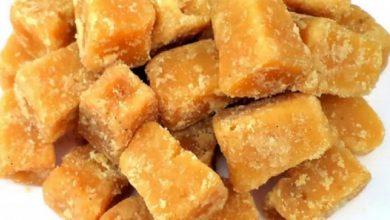 Photo of ประโยชน์ของน้ำตาลโตนด 50 กรัม ประโยชน์ของการกินน้ำตาลโตนดในมื้อเช้า khali pet gud khane se kya labh milega brmp |  ตื่นเช้ามากินน้ำตาลโตนดเพียง 50 กรัม บำรุงปอด ให้ร่างกายแข็งแรงจากภายใน รู้ 5 ประโยชน์มหาศาล