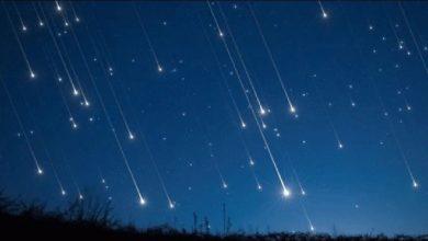 Photo of วันที่ 28 กรกฎาคม จะพบอุกกาบาต 2 ดวงรวมกันบนท้องฟ้า ภาพที่หายากนี้จะสามารถมองเห็นได้ด้วยตาเปล่า  จะเห็นฝนดาวตก 2 ดวงร่วมกันบนท้องฟ้า 28 กรกฎาคม 2564 คนมองเห็นได้ด้วยตาเปล่า