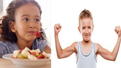 Photo of อาหารเพื่อสุขภาพสำหรับเด็ก: สิ่งเหล่านี้ทำให้เด็กมีสุขภาพที่แข็งแรง    อาหารเพื่อสุขภาพสำหรับเด็ก: สิ่งเหล่านี้ทำให้ลูกแข็งแรง คุณให้อาหารอะไร?