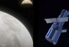 Photo of ฮับเบิลพบหลักฐานของไอน้ำที่ดวงจันทร์แกนีมีดของดาวพฤหัสบดี|  Mission Space: นักดาราศาสตร์ประสบความสำเร็จอย่างมาก หลักฐานของไอน้ำที่พบในดวงจันทร์แกนีมีดของดาวพฤหัสบดี