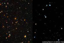 Photo of วิดีโอไวรัสอายุ 13 พันล้านปีของ NASA กาแลคซีภาพ Hubble Ultra Deep Field |  NASA แชร์วิดีโอกาแล็กซี่อายุ 13 พันล้านปี แล้วคุณจะทึ่งเมื่อได้เห็น
