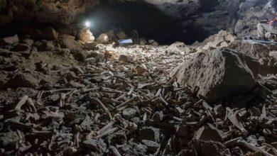 Photo of พบศพมนุษย์ในท่อลาวาโบราณ Umm Jirsan ในซาอุดิอาระเบีย |  นักวิทยาศาสตร์ค้นพบถ้ำอายุนับพันปีที่เต็มไปด้วยกระดูก พบซากมนุษย์